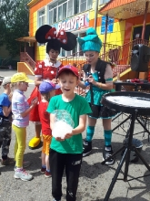 Лето – детства радости планета!_2
